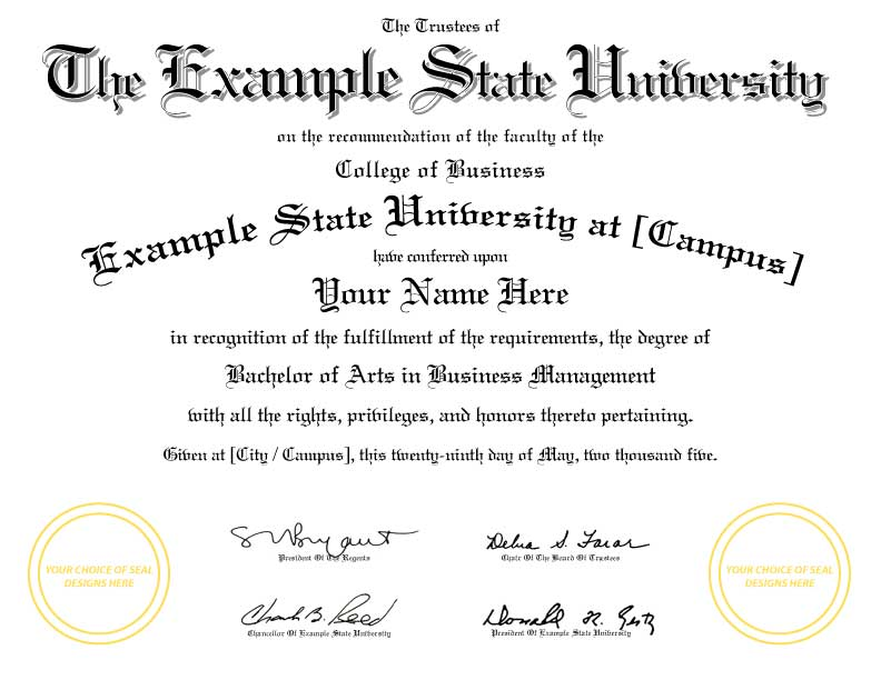 fake diplomas college university replicas. Black Bedroom Furniture Sets. Home Design Ideas