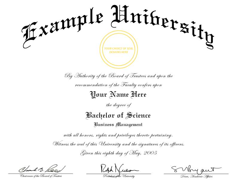 Fake diplomas college university replicas for Free fake high school diploma templates