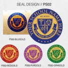 FAKE DEGREE SEAL DESIGNS // PS02