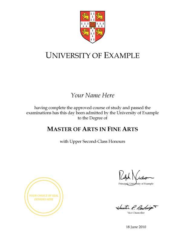 fake diploma template      uk-d01