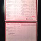 Fake University Transcript Samples   T01-RED/RED PAPER