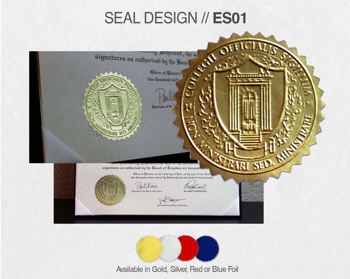 SEAL DESIGN // ES01