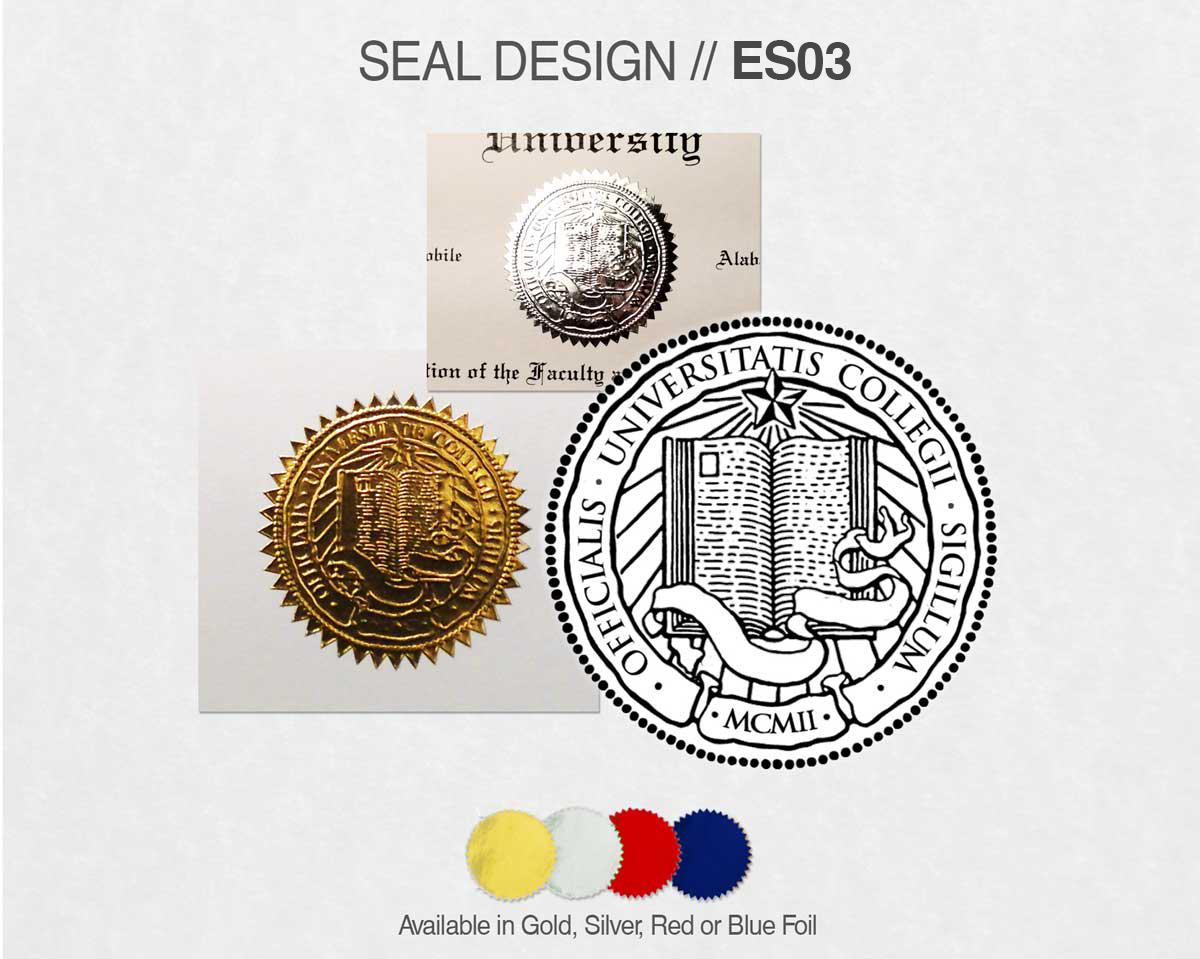 SEAL DESIGN // ES03