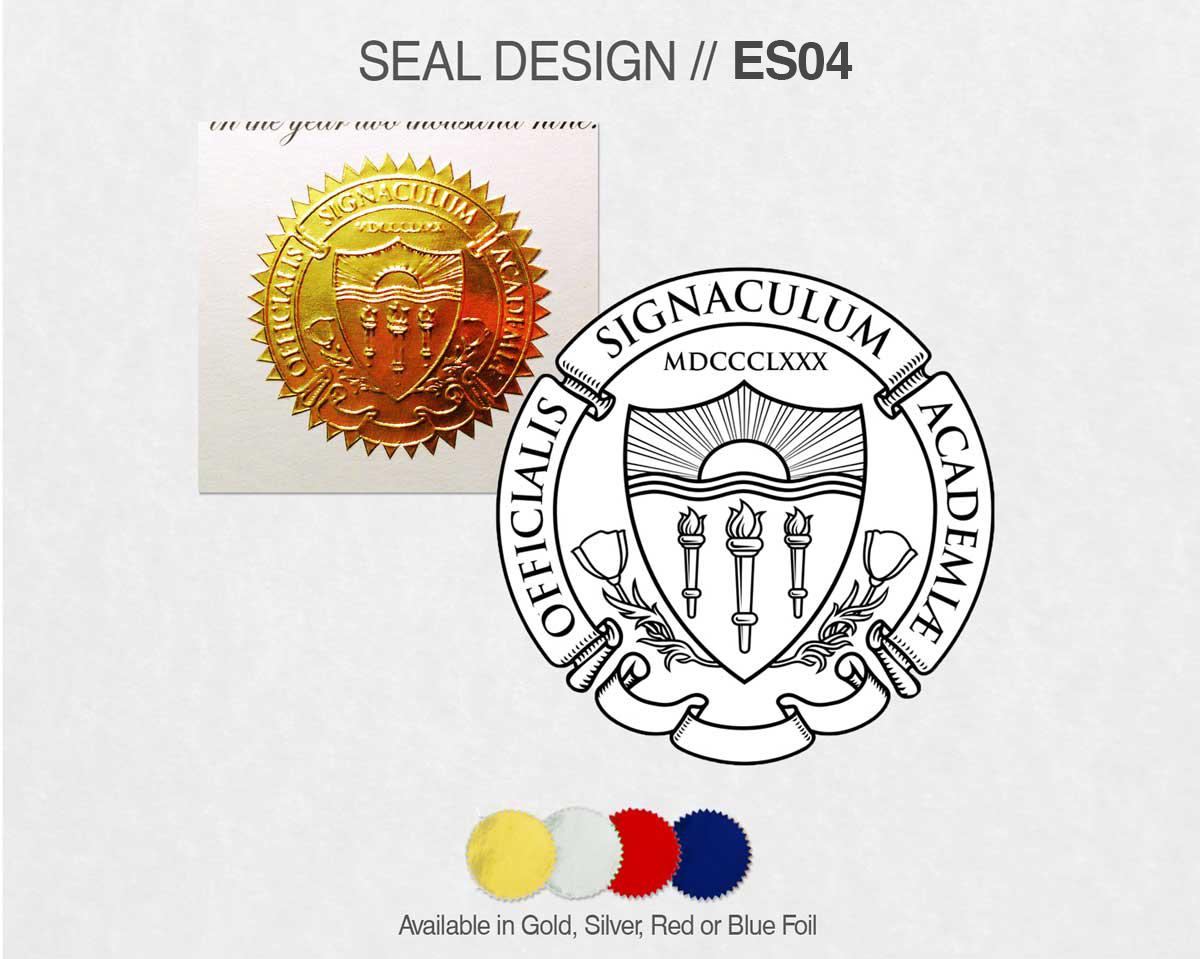 SEAL DESIGN // ES04