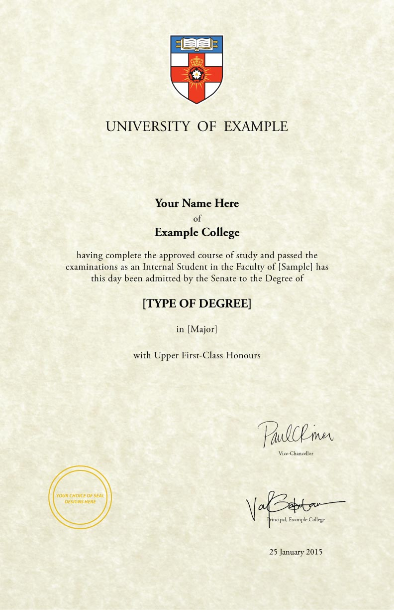 Buy a fake college diploma online fake diploma template uk d02 85 x 14 and 11 yadclub Image collections