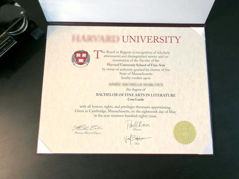 Make fake diplomas